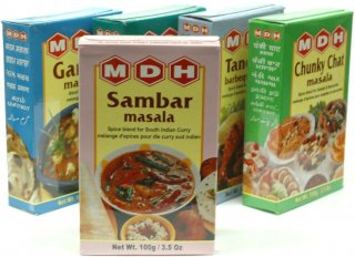 MDH サンバルマサラ(MDH samdar masala)【100g】