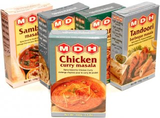 MDH チキンカレーマサラ(MDH chicken curry masala)【100g】
