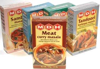 MDH ミートカレーマサラ(MDH meat curry masala)【100g】