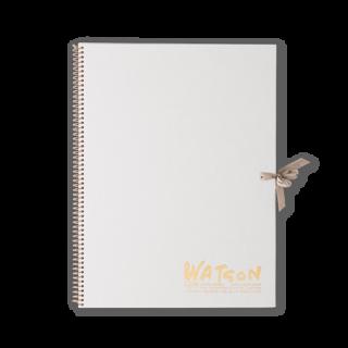 ホワイトワトソンブック F4