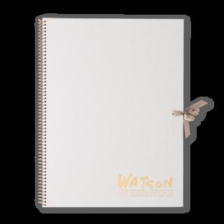 ホワイトワトソンブック F6