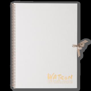 ホワイトワトソンブック F8