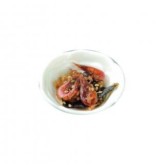 えびするめ(殻付えびとするめ、昆布の佃煮)300g