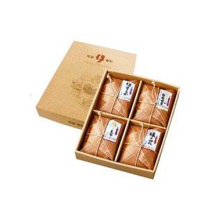 【送料全国一律330円】小さな油紙の佃煮詰合せ(4品)