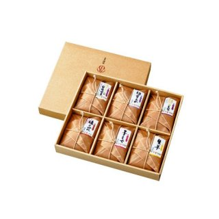 【送料全国一律330円】小さな油紙の佃煮詰合せ(6品)