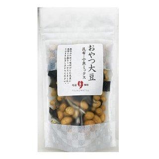 おやつ大豆(昆布・小魚ミックス)80g
