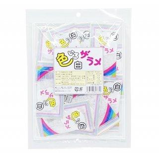色いろザラメ10g×25袋入り小分けパック 白