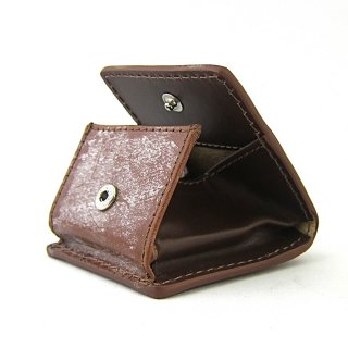 コインケース 小銭入れ ボックス型 メンズ 本革 ブライドルレザー