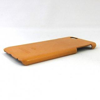 iPhone6 Plus / 6sPlus 背面ケース プラスティック 本革 ブライドルレザー