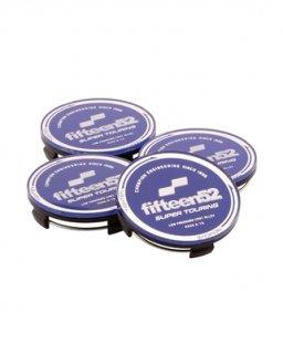 fifteen52スーパーツーリングセンターキャップセット-ブルー/クローム