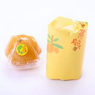 日向夏ようかん「黄娘」 バラ 冷凍便に同梱可能の商品です。
