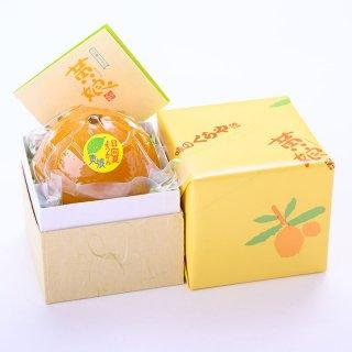 日向夏ようかん「黄娘」 1個箱入り 冷凍便に同梱可能の商品です。