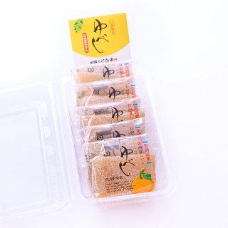 日向夏ゆべし 5個入パック 冷凍便に同梱可能の商品です。