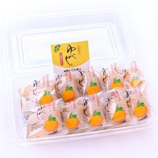 日向夏ゆべし 10個入パック 冷凍便に同梱可能の商品です。