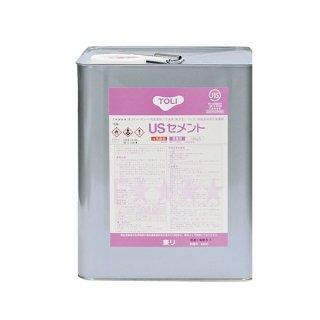 東リ接着剤<br> USセメント/18kg缶<br> 施工面積約50平米<br>