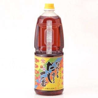 久保醸造 なんにでも使えるだし一番 1.8Lペットボトル