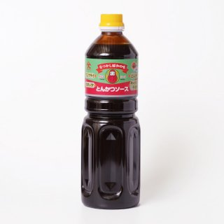 久保醸造 とんかつソース 1L ペットボトル