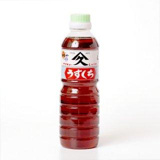 久保醸造 淡口醤油 500ml ペットボトル