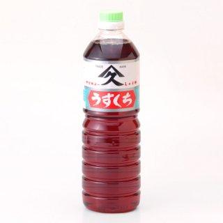 久保醸造 淡口醤油 1L ペットボトル