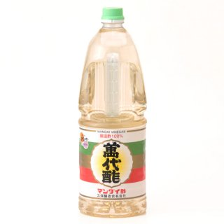 久保醸造 萬代酢 1.8L ペットボトル