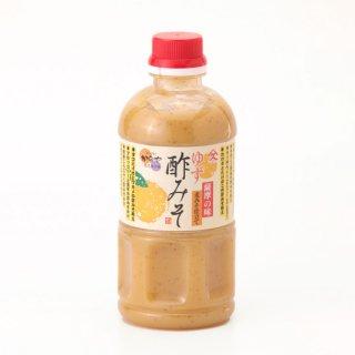 久保醸造 ゆず酢みそ 600g ペットボトル