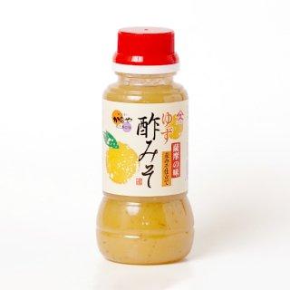 久保醸造 ゆず酢みそ 180g ペットボトル
