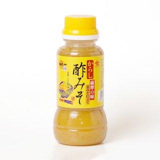 久保醸造 からし酢みそ 180g ペットボトル
