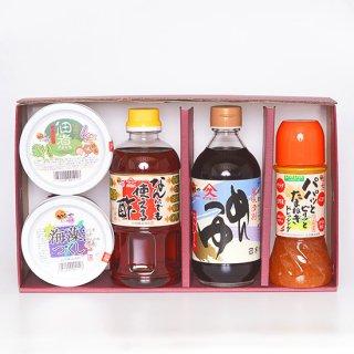 久保醸造 No.688 夏の万能たれ・佃煮セット