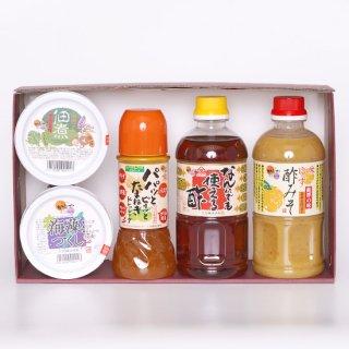 久保醸造 No.678 万能たれ+佃煮(小)セット