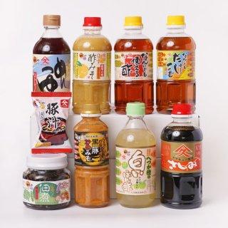 久保醸造 No.660 夏の故郷の味詰合せ(18)