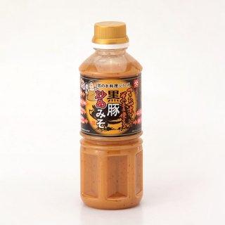 久保醸造 黒豚炒めみそ 430g ペットボトル