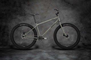 LOWSIDE(ロウサイド)フレームセット|SURLY(サーリー)シングルスピード マウンテンバイク