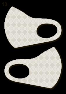 絵図屋オリジナル柄マスク13-16(2枚入)