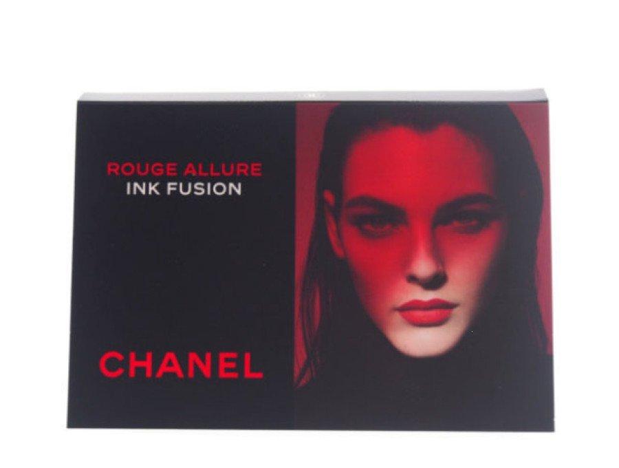 【新品】シャネル CHANEL 口紅 サンプル ルージュ アリュール ROUGE ALLURE INK FUSION 4色セットの商品画像