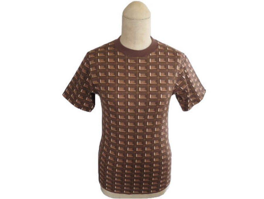 【新品】ビリオネアボーイズクラブ Billionaire Boys Club Tシャツ チョコレート XSサイズの商品画像