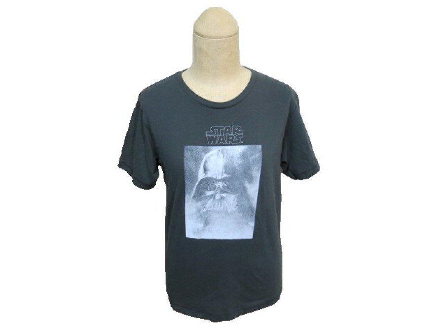 【試着品】ユニクロ UNIQLO スターウォーズ 半袖 Tシャツ UT 限定コラボ 黒 Sの商品画像