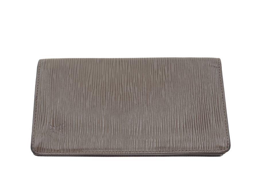 【中古】ルイヴィトン LOUIS VUITTON 二つ折り長財布 札入 ポルト カルトクレディの商品画像
