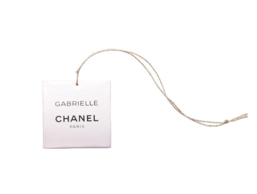 【新品】シャネル CHANEL ゴールド チャーム バッグチャーム ゴールドプレート ガブリエル ストラップ キーホルダーの商品画像
