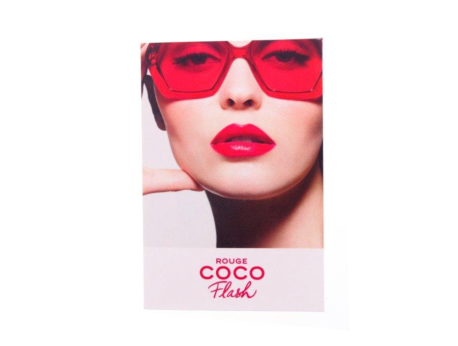 【新品】シャネル CHANEL 口紅 ルージュココ フラッシュ 82ライヴ サンプル COCO フランス 0.04gの商品画像
