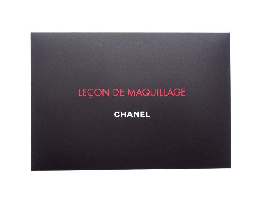 【新品】シャネル  CHANEL ノベルティ マキアージュ 書類 ハードケース ファイルケース プラスチック LECON DE MAQUILLAGE ブラック 希少の商品画像