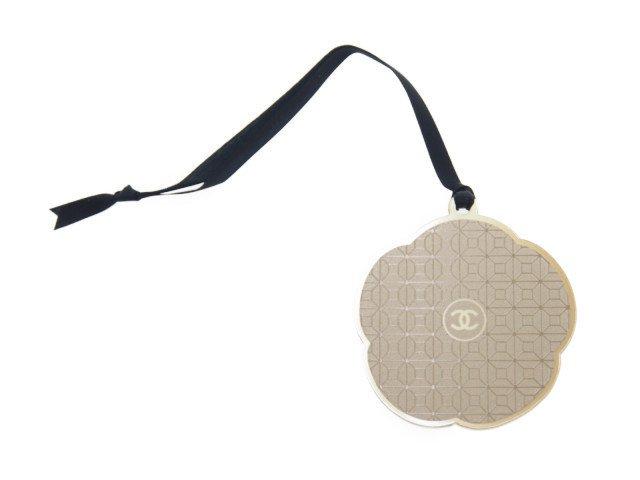 【新品】シャネル CHANEL ノベルティ ゴールドチャーム カメリア ココマーク 金色の商品画像