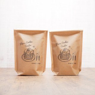 【詰替え用】ふるふるパンケーキミックス2個の商品画像