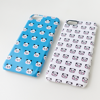 パンダだらけのiPhoneケース