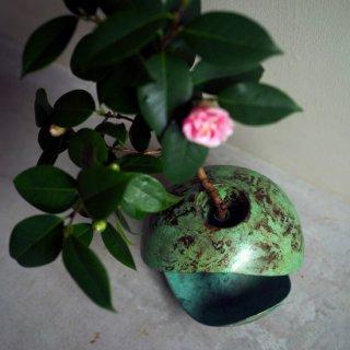 POLAR 花器(双緑青)