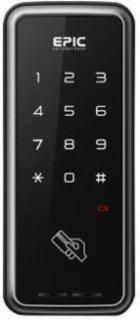 【送料無料】ICカード 暗証番号で解錠 電子錠 TOUCHHOOK2(タッチフック)[EPJP-TOUCHHOOK2]-エピック ドア カギ 鍵 電気錠