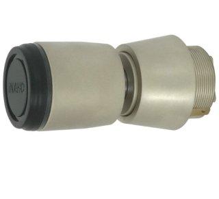 【送料無料】カードかざしてまわすだけの新発想の電気錠 ピックルP!QRU 【LSPタイプ】[PIQRU-LSP]-イナホ カギ 鍵 電気錠 カードキー カード錠