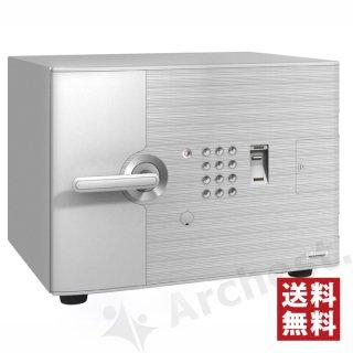 スタイリッシュ耐火金庫 D-FACE 2マルチロック式 内蔵シリンダー錠 -エーコー