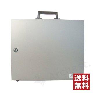 キーボックスSTシリーズ (TRシリンダー錠式) (40本用) 壁掛け可- TANNER