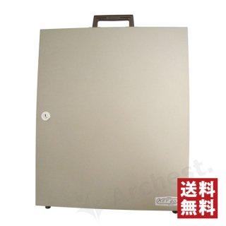 キーボックスSTシリーズ (TRシリンダー錠式) (60本用) 壁掛け可- TANNER