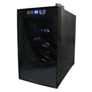 ワインセラー(8本収納タイプ) [BCW-25C] SIS ペルチェ デザイン インテリア ディスプレイ ライト 温度表示